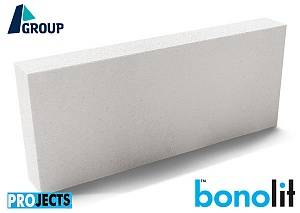 Bonolit Projects 100*200*600 Д600 В5,0