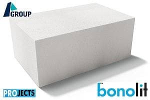 Bonolit Projects 300*200*600 Д600 В5,0